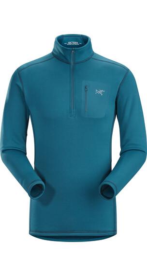 Arc'teryx M's Rho AR Zip Neck Legion Blue